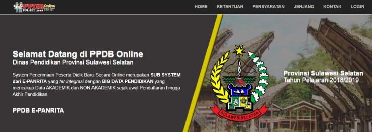 Pengumuman Hasil Seleksi PPDB SMA SMK Online Makassar Sulsel 2018/2019, Hasil PPDB Online Jenjang SMA SMK di Makassar Sulawesi Selatan.
