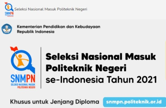 Pengumuman Hasil Seleksi SNMPN POLSUB Politeknik Negeri Subang 2021