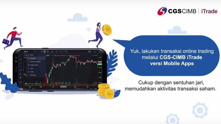 Panduan Aplikasi Trading Saham di CGS-CIMB Sekuritas