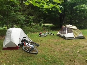 Morning at Camp, Day 2