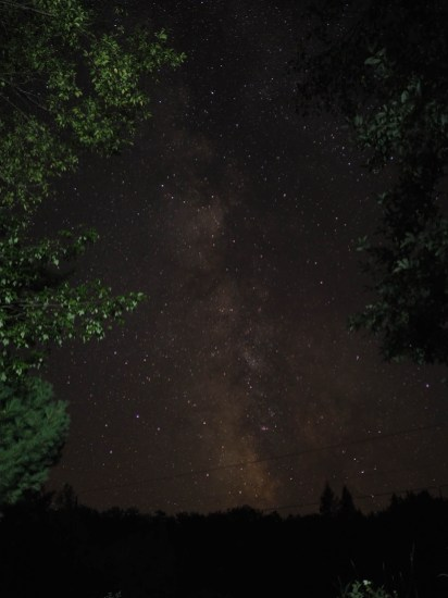 The Milky Way in all its glory! I still can't believe I got this shot.