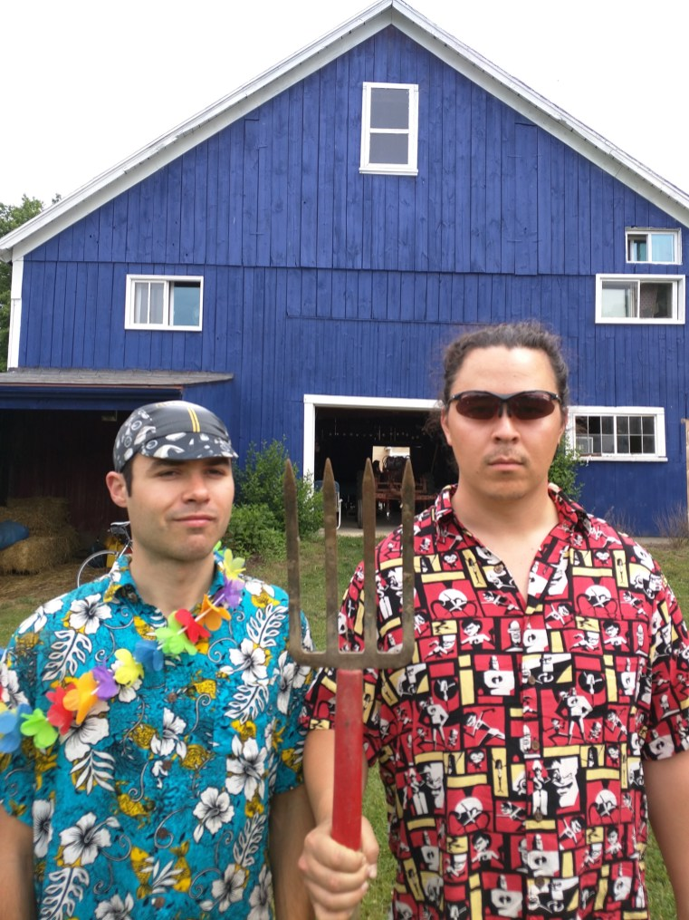 Hawaiian Gothic (photo: Billy)