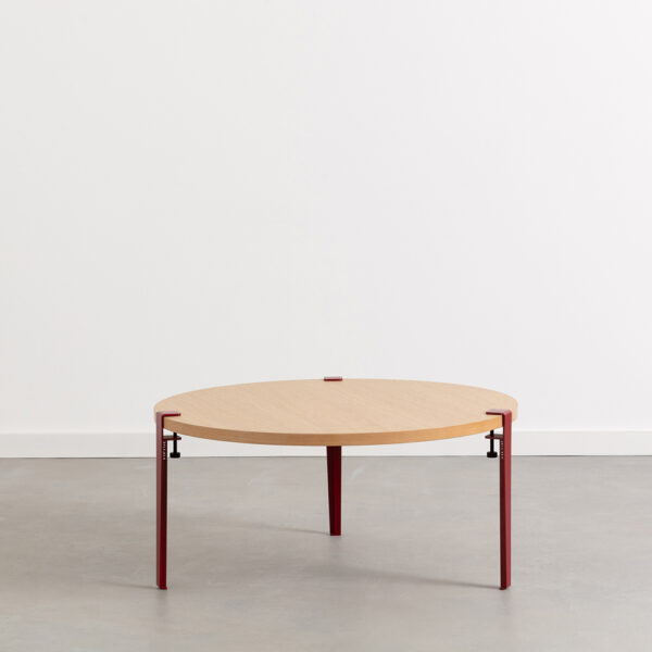 table basse brooklyn bois eco certifie