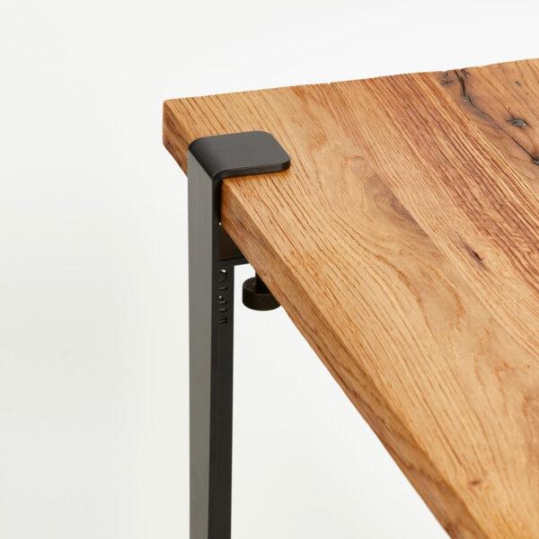 santiago coffee table in reclaimed wood