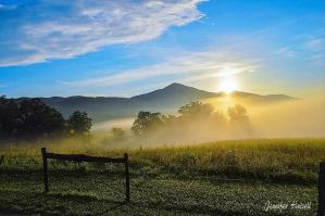Jennifer Hutsell cades cove photo
