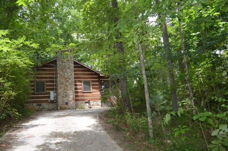 Townsend Log Cabin Near River Tipton S Cabin Rentals Llc