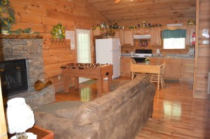 rustic townsend cabin near tubing and cades cove