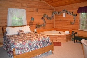 townsend tn honeymoon cabin rental
