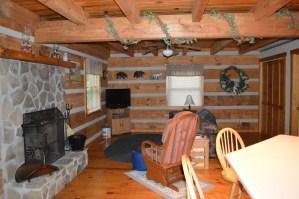 townsend log cabin rentals