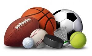 Too many sports
