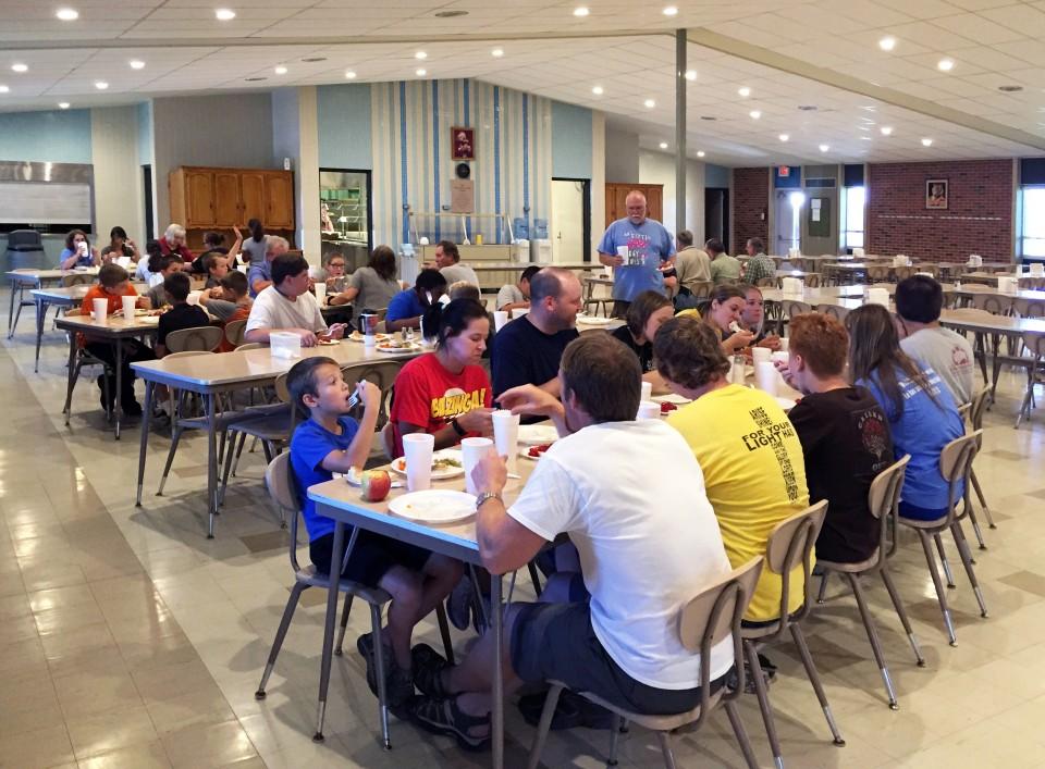 Tipton Children's Home Cafeteria