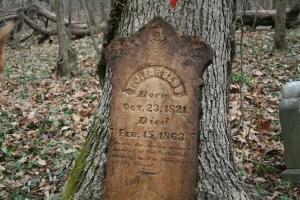 Lickskillet Cemetery
