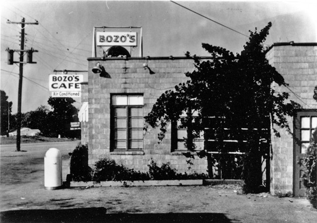 1950 Bozos New Building