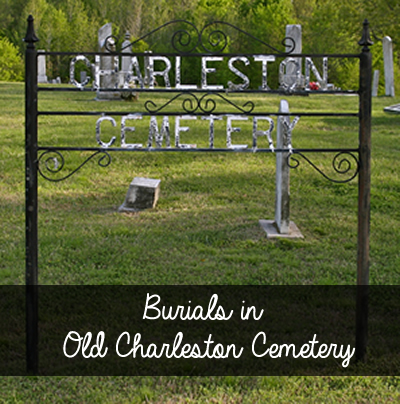 Burials in Old-Charleston-Cemetery