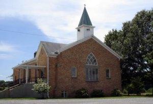 Clopton United Methodist Church