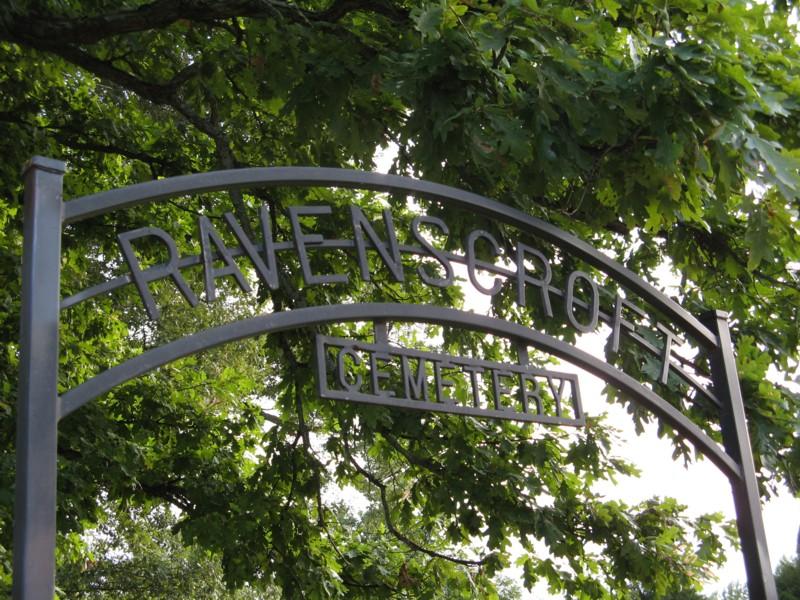 Ravenscroft Cemetery in Beaver Tennessee