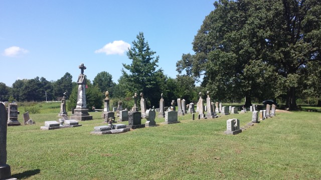 Ravenscroft Cemetery in Beaver Tennessee