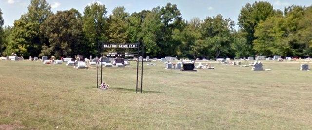 Walton Cemetery in Burlison Tennessee