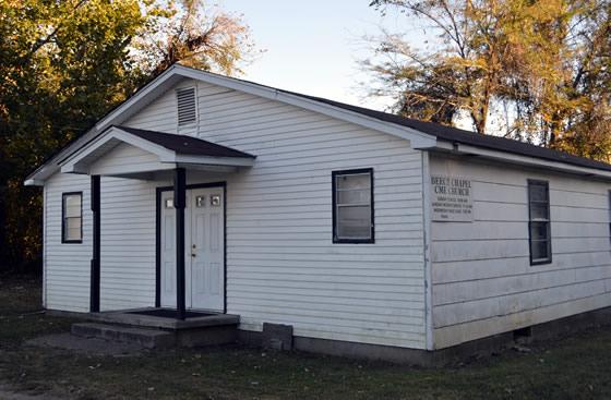 Beech Chapel CME Church Mason, TN