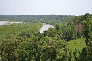 Former Site of Randolph TN