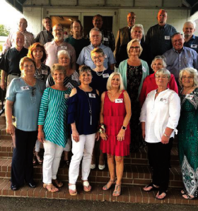 Brighton's Class of 1968 got together for its 50th Reunion