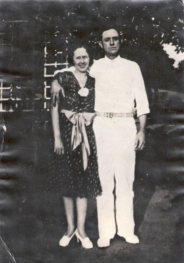 Eddie Earl and Kate (Joyner) Loft