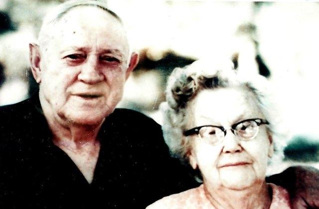 Eddie Earl and Katie Loft