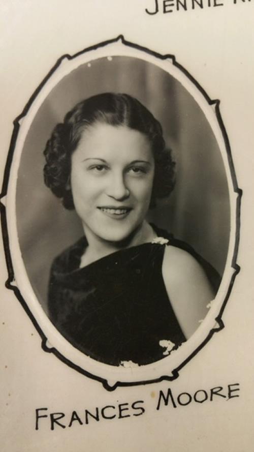 Frances Moore