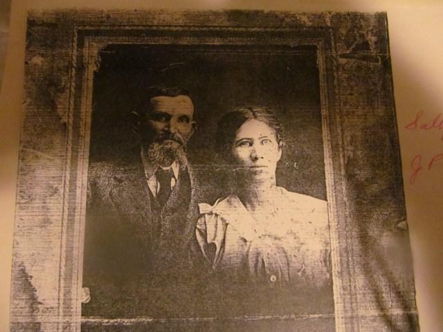 J.P. and Sally Richardson Selph