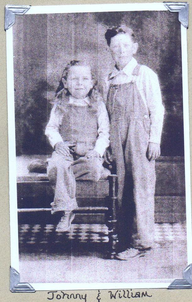 Johnny & William Delaney