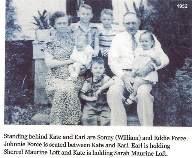 Katie Maurine JOYNER Family