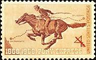 Pony Express John Nicholas Bringle