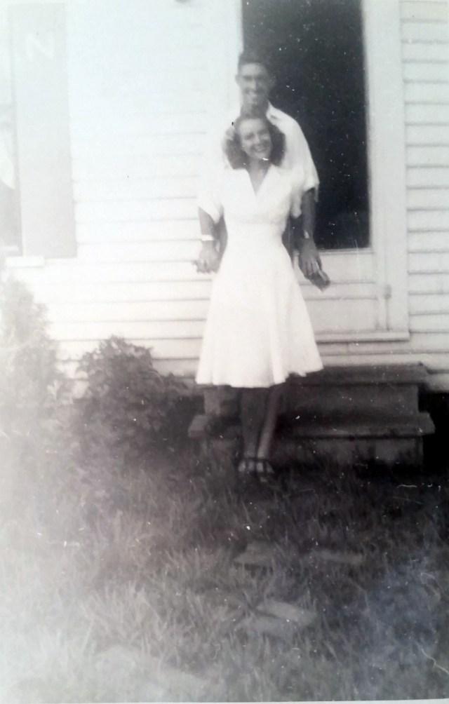 Uncle Richard Nichols and Aunt Helen Bomar Nicholsac