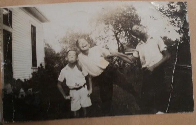 Uncle Richard Nichols and Uncle Walter Nichols
