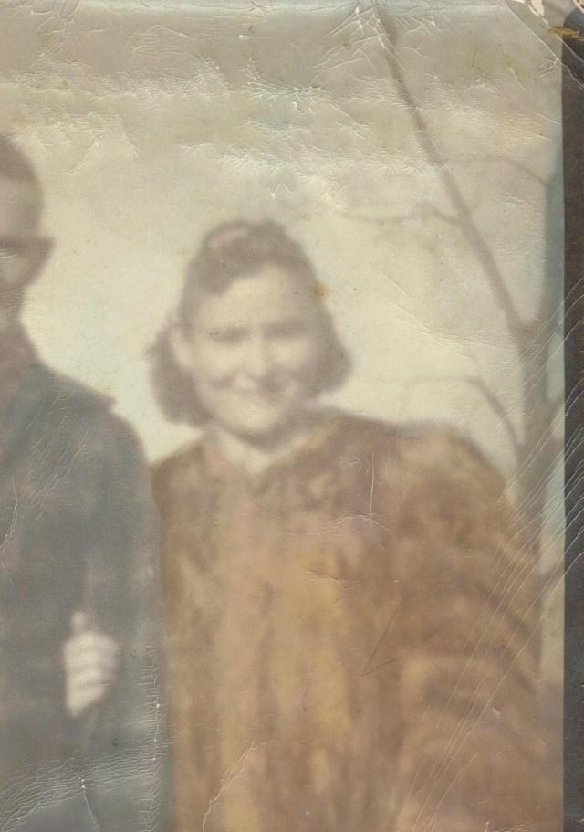 Walter Cleveland Newman & Annie Lou