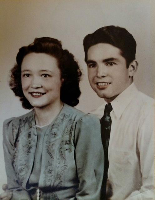 Walter Piercy Nichols and Dorothy Zelle Moore Nichols
