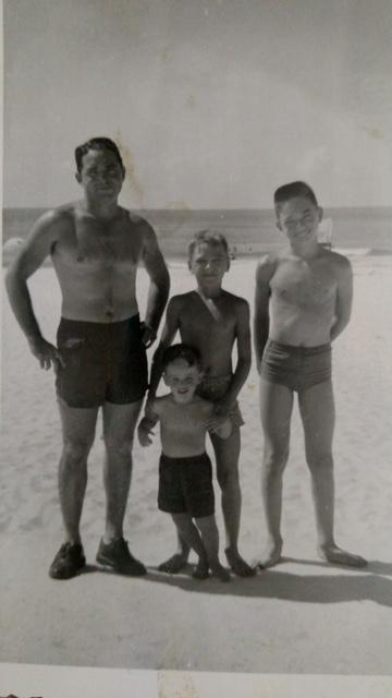 Walter Piercy, Stevie, David E, Walter Bryan Nichols