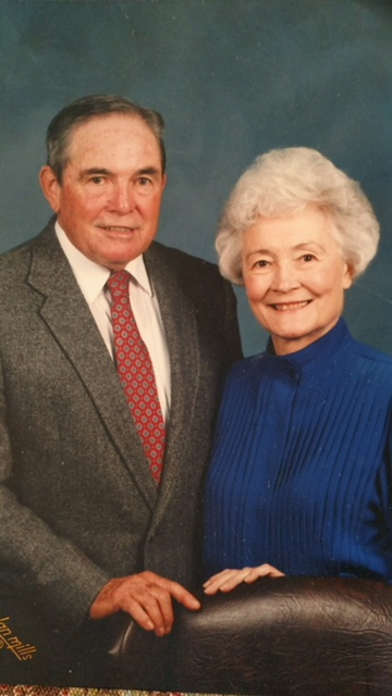 Walter and Dorothy
