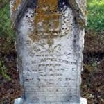 "Henrietta Jane ""Betta"" Smith McClerkin 1847-1874"