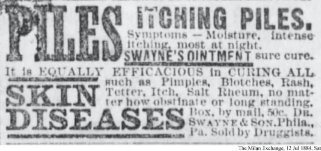 Swayne's Ointment