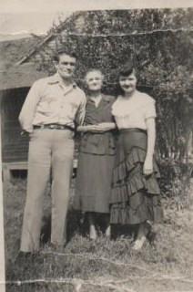 Malford Allen, Vergia Nell, Myrtle Belle