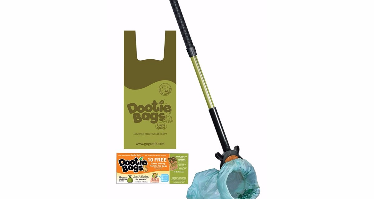 GoGo Stik Review – The Best Pooper Scooper With A Bag