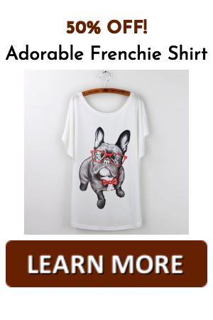 frenchie shirt