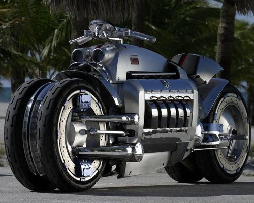 Dodge Tomahawk Fastest Bike  Top 10 Fastest Motorbikes in the World