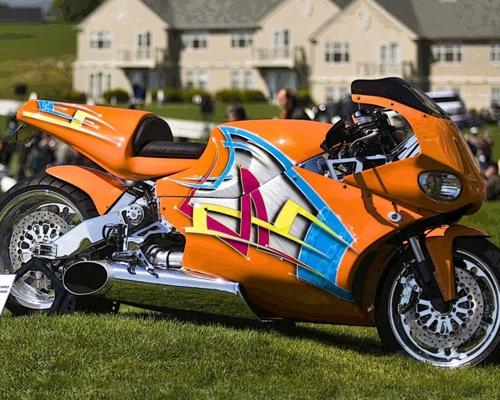 MTT Streetfighter Turbine Bike Top 10 Fastest Motorbikes in the World