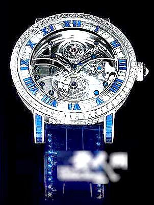 Tenica Skeleton Chronograph Most expensive Watch 5 Top 10 Most Expensive Watches in The World