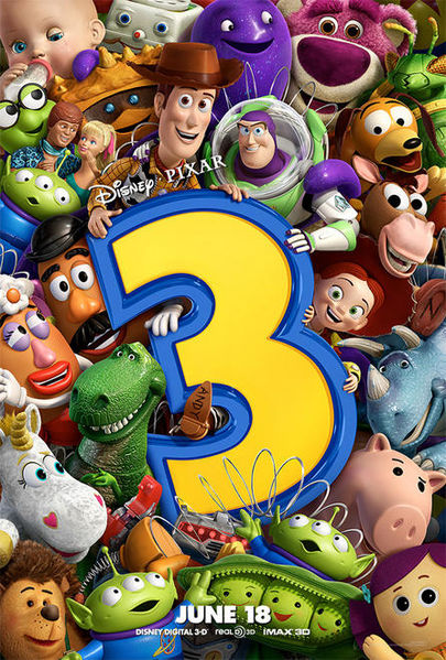 Toy story3 Top 10 Funniest Movies of 2010   2011