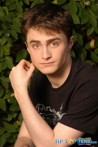 Daniel Radcliffe Top 10 Richest Male Actors in The World – 2011