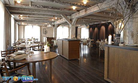 Noma Restaurant Denmark Top 10 Best Restaurants In The World – 2011
