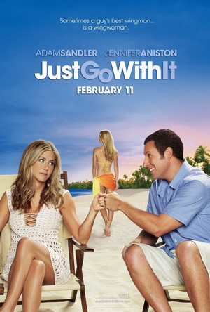 Just Go with It Top 10 Most Funny Movies in 2011   2012